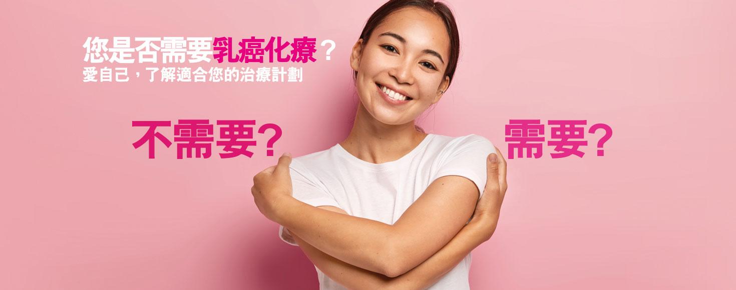 乳癌化學治療計劃